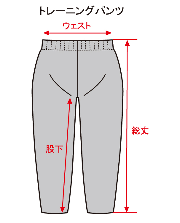 パンツサイズ
